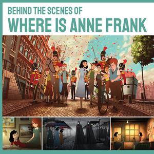 """השבוע בפסטיבל קאן ובפייסבוק שלנו: מאחורי הקלעים עם הפקת """"איפה אנה פרנק"""""""